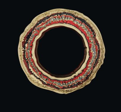 ANTHONY ROUSSEL. Jeune créateur londonien, il conçoit des bijoux comme une sculpture...