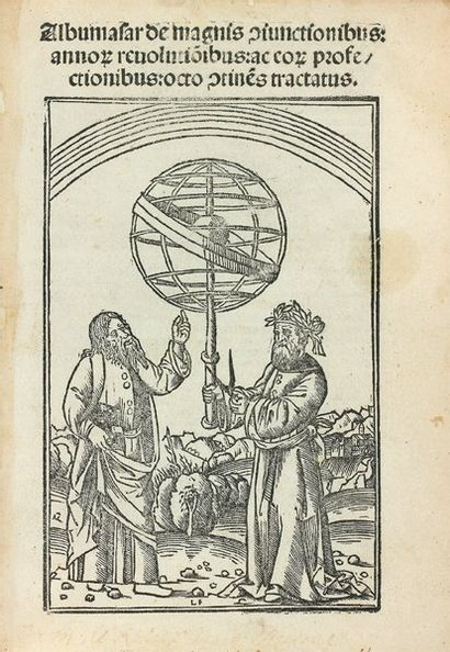 ALBUMAZAR De Magnis Coniunctionibus : annorum...