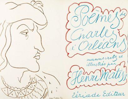 Matisse, Henri-Charles d'Orleans.