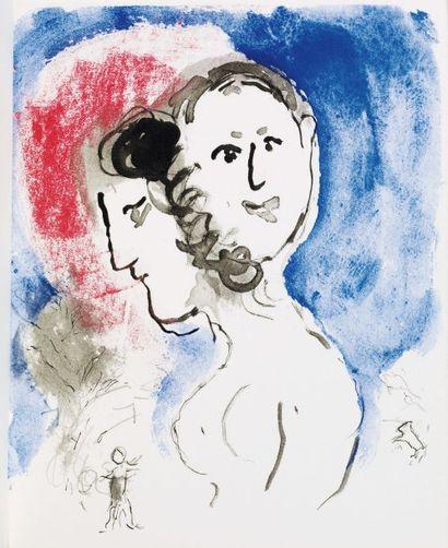 Chagall, Marc - Sengh or, Léopold.