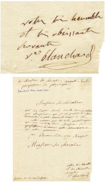 AÉROSTATION 1812