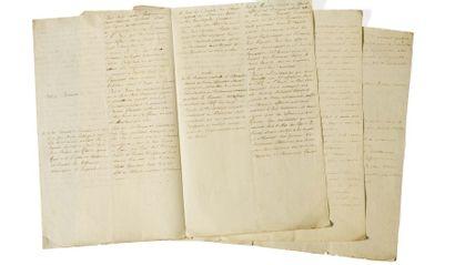 EGYPTE 1801, FIN DE LA CAMPAGNE D'