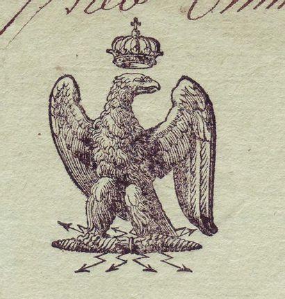 [Cent-Jours] GANTEAUME HONORÉ JOSEPH ANTOINE (1755-1818)