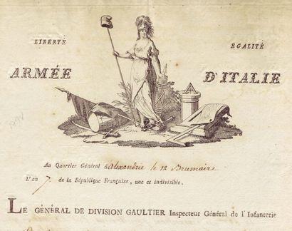 GAULTIER PAUL (1737-1814)