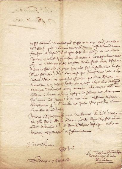 GUICHENON, SAMUEL DE (1607-1664)