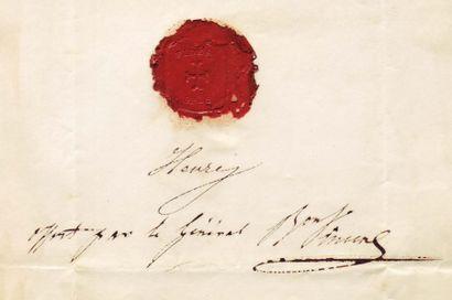 HENRI V, COMTE DE CHAMBORD, DIT (1820-1883)