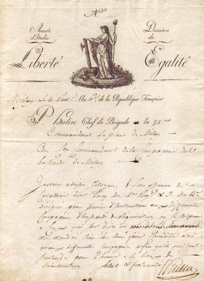 HULIN PIERRE (1758-1841)
