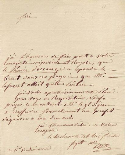 LEFEBVRE FRANÇOIS-JOSEPH (1755-1820)