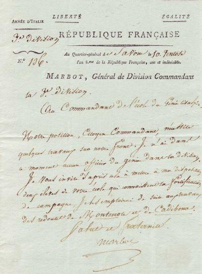 MARBOT JEAN-ANTOINE (1754-1800)