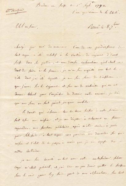 MUY, J. B. DE FÉLIX DU (1751-1820)