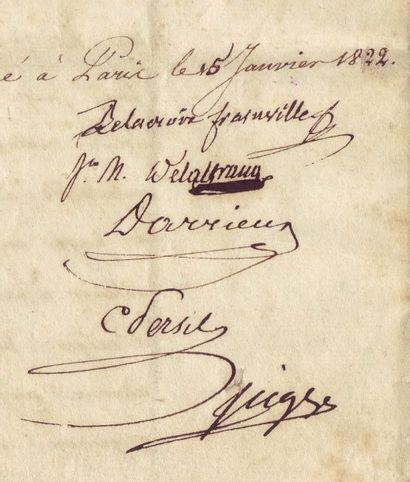PERSIL JEAN-CHARLES (1785-1870)