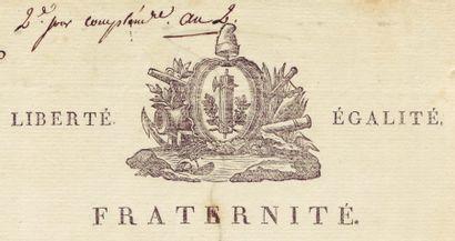 REED JEAN-JOS.-EDOUARD (1739-1819) Général né à Gravelines, Nord, de parents irlandais...