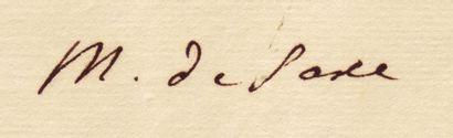 SAXE, MAURICE DE (1696-1750)