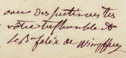 WIMPFFEN, FÉLIX DE (1744-1814)