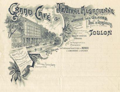 ALLAIS ALPHONSE (1854-1905)