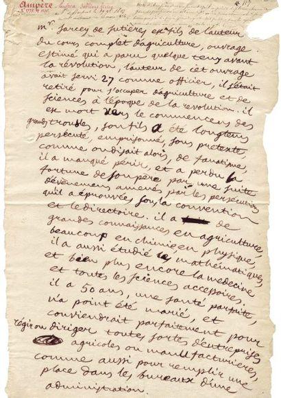 AMPÈRE ANDRÉ (1775-1836)