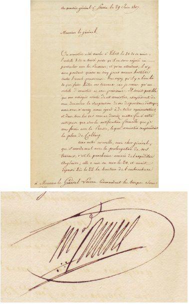 BRUNE GUILLAUME (1763-1815)