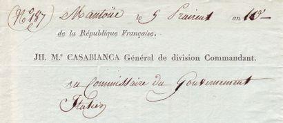 CASABIANCA JOSEPH MARIE (1742-1803)
