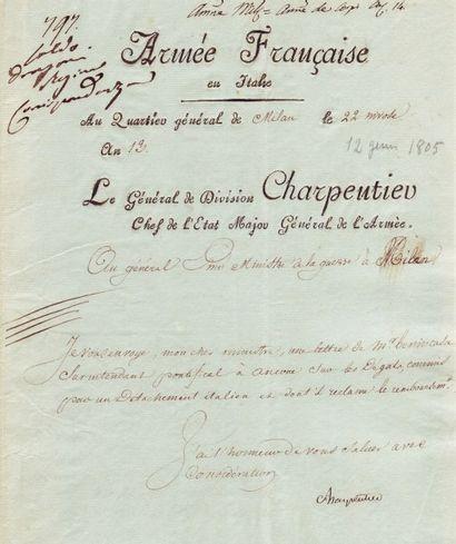 CHARPENTIER H. FR. M. (1769-1831)