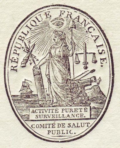 COMITÉ DE SALUT PUBLIC 1794