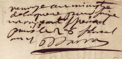 [Paul Barras] COUSTARD GUY (1748-1825)