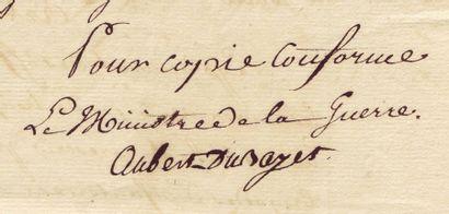 AUBERT-DUBAYET, J. B. ANNIBAL (1757-1797)