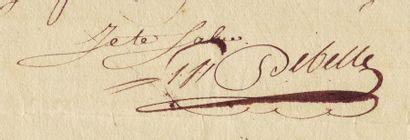 DEBELLE JEAN FRANÇOIS JOSEPH (1767-1802)