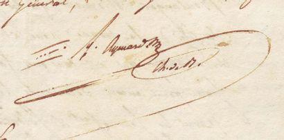 AYMARD ANTOINE (1773-1861)