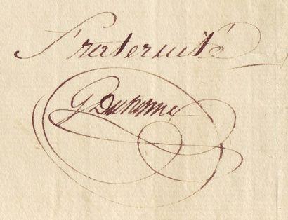 DUHESME PHILIBERT GUILLAUME (1766-1815)