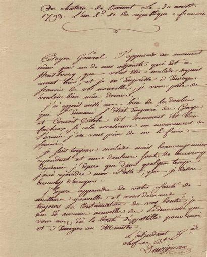 DUVIGNEAU ACHILLE (1770-1827)