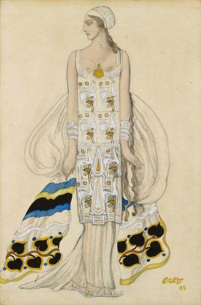 LÉON BAKST (1866-1924)