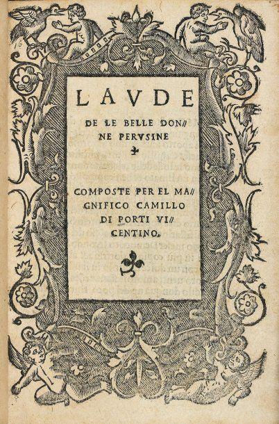 DI PORTI, Camillo.