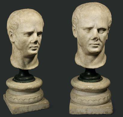 Portrait attribué à Cicéron. Orateur et homme...