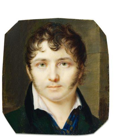 Jean -Baptiste -Jacques AUGUSTIN (Saint-Dié, 15 Août 1759 - Paris, 13 Avril 1832).