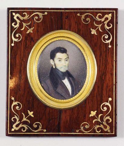 Julien BOILLY (1796 - 1878).