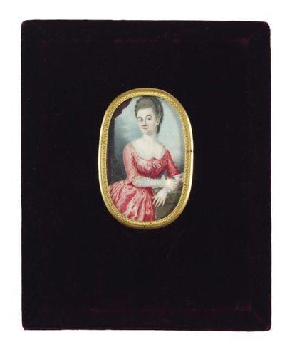 École anglaise du début du XVIIIe siècle .