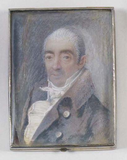 École française de la fin du XVIIIe siècle .