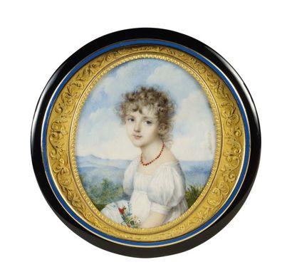 Jean -Désiré MUNERET (actif entre 1800 et 1818 - mort après 1820).