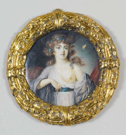 Suiveur de Jean -Baptiste AUGUSTIN.