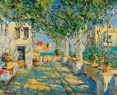 ALEKSANDROVICH LAPCHINE (1885-1950)