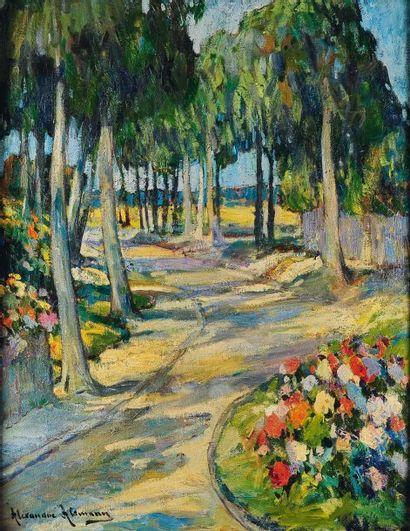 ALEXANDRE ALTMANN (1885-1950)