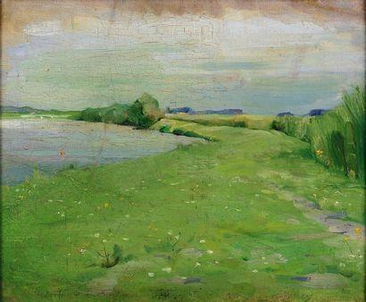 FRITS VAN DEN BERGHE (1883-1939)