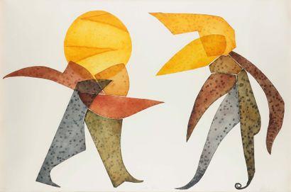 REINHOUD D'HAESE (1928-2007)