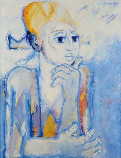 ROGER SOMVILLE (NÉ EN 1923)