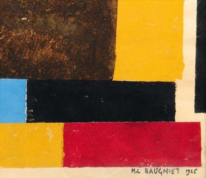 MARCEL-LOUIS BAUGNIET (1896-1995)