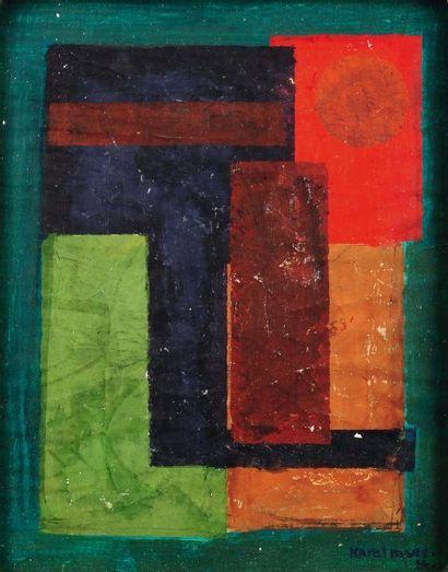 KAREL MAES (1900-1974)