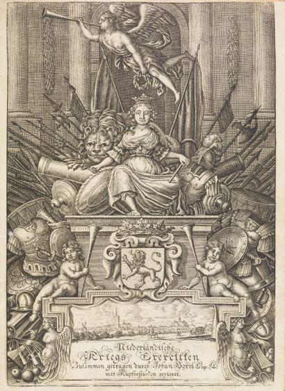 Exemplaire aux armes du duc de Chartres Boxel...