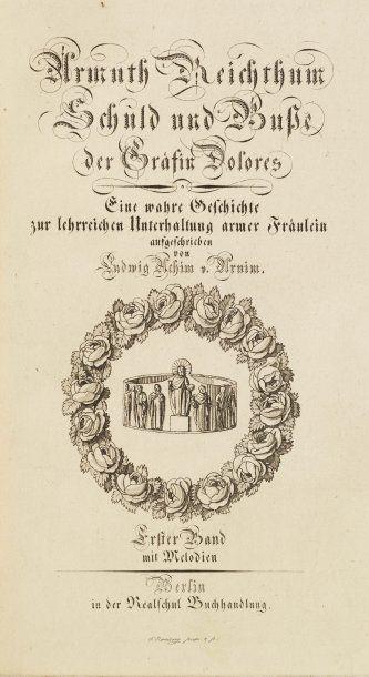 ARNIM (Ludwig Achim von).