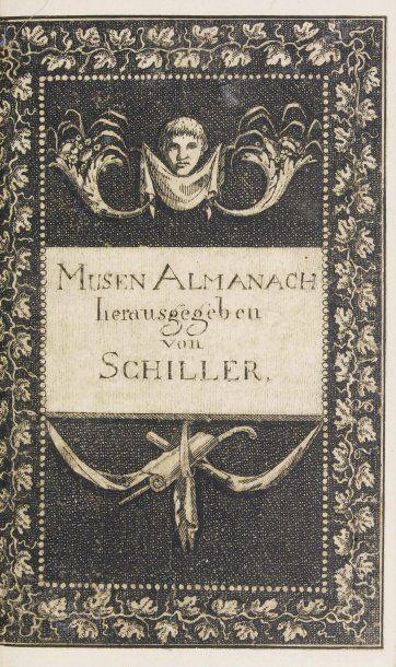 SCHILLER (Friedrich von).