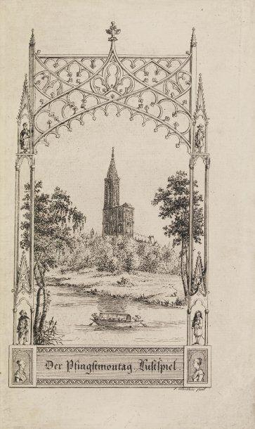 SCHILLER (Friedrich).
